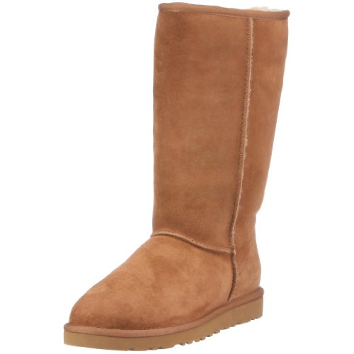 UGG Australia Women's Classic Tall Botts10color_name:Chestnut