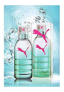 Puma Aqua fur DAMEN von Puma - 75 ml Eau de Toilette Spray