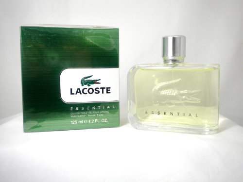 Lacoste Essential Cologne Spray, 4.2 Ounce
