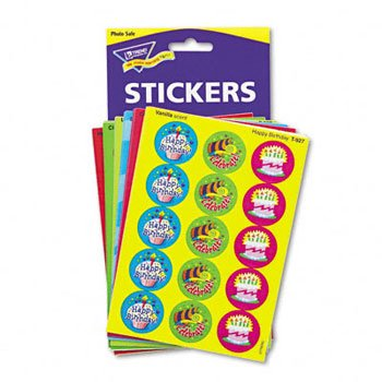 Stinky Stickers Variety Pack, Holidays & Seasons, 432/Pack