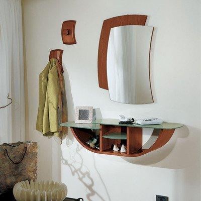 4-tlg. Garderobenset Gondola