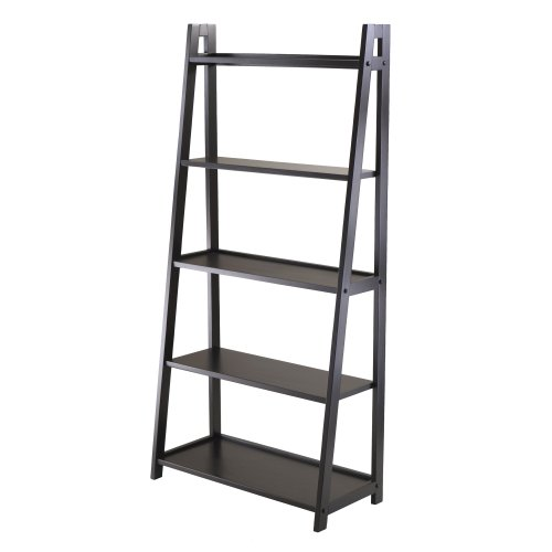 winsome-trading-20513-adam-5-tier-a-frame-shelf-black