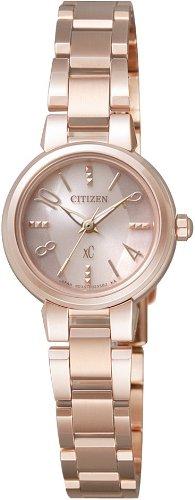 Amazon.co.jp: [シチズン]CITIZEN 腕時計 xC クロスシー Eco-Drive エコ・ドライブ XCB38-9143 レディース: 腕時計通販