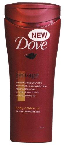 Dove Pro Age Body Creme Oil 250ml