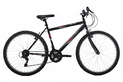 Activ by Raleigh Flyte II Men's Rigid Mountain Bike - Black, 19 Inch