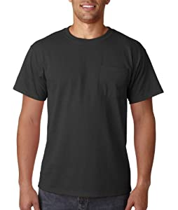Jerzees Adult Heavyweight Blendt-Shirt With Pocket - Black (M) *** Product Description: 29Mp Jerzees Adult Heavyweight Blendt-Shirt With Pocket : Black (M) Our Best-Selling Jerzees Blend Tee With A Pocket, In A Rainbow Of Show-Stopping Shades. Pr ***