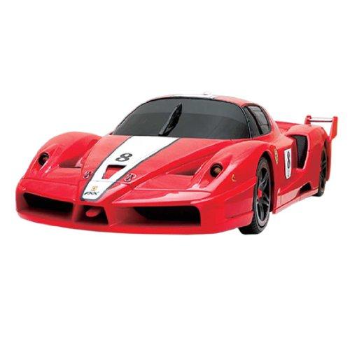XQ 1:10 Ferrari FXX Racing RC Car Red