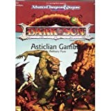 Dark Sun, Asticlian Gambit / Dsq3 Game Adventure, 2nd Edition (Advanced Dungeons & Dragons)