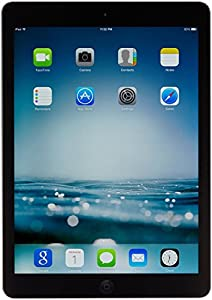 Apple IPAD AIR WI-FI 64 GB 1024 MB 9.7 -inch LCD
