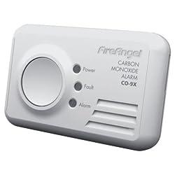 FireAngel Carbon Monoxide Alarm - 10 Year Life, Sealed in Power Pack from FireAngel