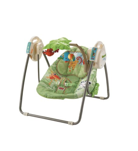 Fisher Price Jungle Swing All About Fish