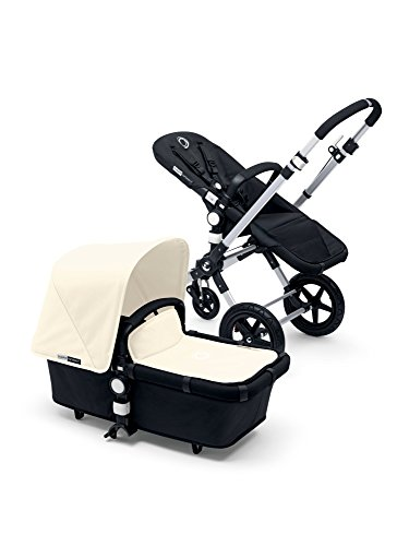 Bugaboo Canvas Tailored Fabric Set, Off White