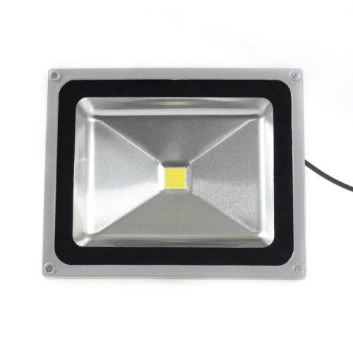 50W LED Spotlight Flood Light High Power Outdoor Wall Cool White