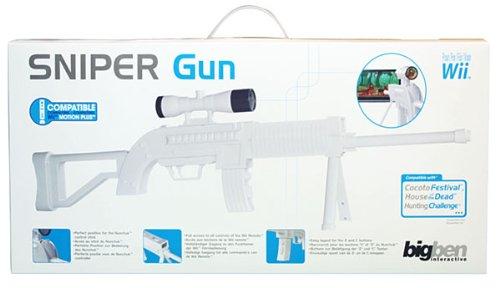 Fusil à lunetttes