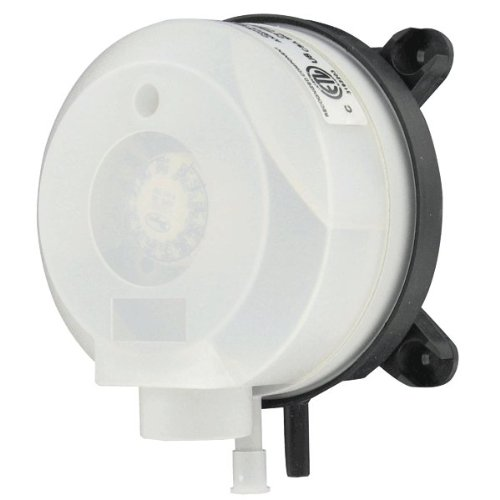 """Dwyer Differential Pressure Switch, EDPS-05-1-N, .80-4.00"""" w.c., 1/2"""" NPT, ETL Approved"""