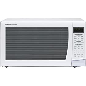 HA SH R-530EW WHITE 1200 WATT (Sharp R530EW) (MICOVEN R530EW)