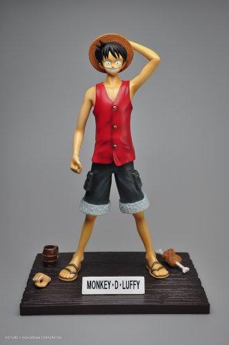High Dreams - One Piece Pvc Statue Monkey D. Luffy 30 Cm