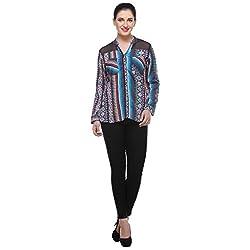 Varanga multicolour Printed Shirt KFAWWL1009-XL_X-LARGE