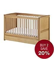 Chloe Cot Bed