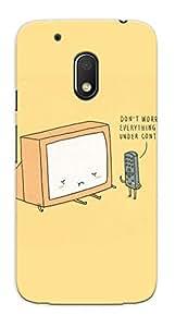 Kaira High Quality Printed Designer Back Case Cover For Motorola Moto G4 Play(414)