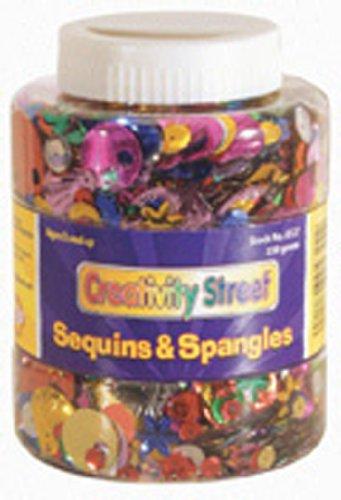 Shaker Jar Sequins & Spangles
