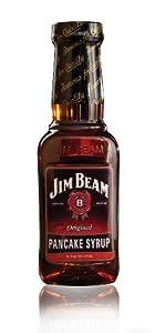 Jim Beam, Syrup Pancake, 16-Ounce (6 Pack)