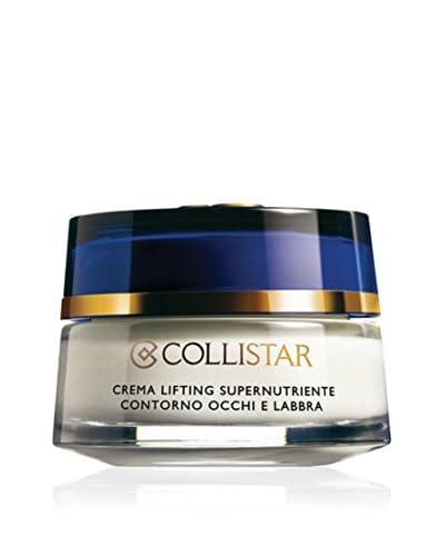 Collistar Crema Para Contorno De Ojos y Labios Lifting Supernutriente 15 ml