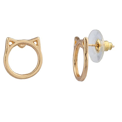 Lux accessori orecchie di gatto Kitty gatto orecchini