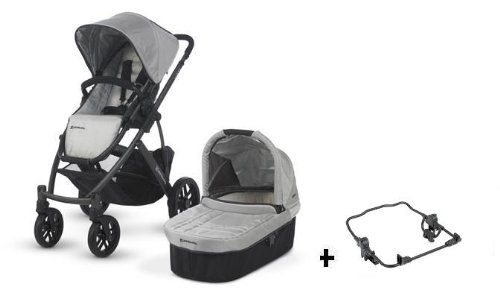 uppa baby 2012 vista stroller with chicco adapter mica buy associated with amazon. Black Bedroom Furniture Sets. Home Design Ideas
