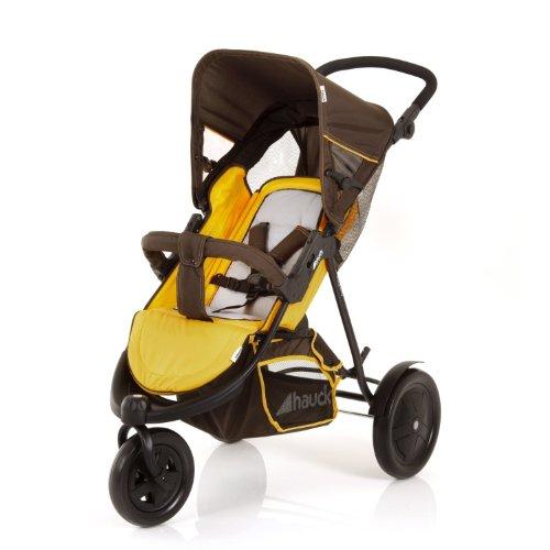 Opiniones de hauck 513026 freerider sh 12 silla de paseo doble 3 ruedas sillas desmontables - Silla de paseo 3 ruedas ...