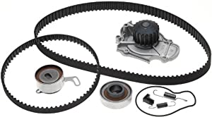 ACDelco TCKWP244 Professional Timing Belt and Water Pump Kit with 2 Belts and 2 Tensioners