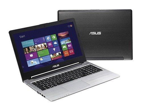 ASUS S550CM-CJ3337 Black ( 15.6 inch touch / i5-3337U / DVDsupermulti / WIN8 ) S550CM-CJ3337