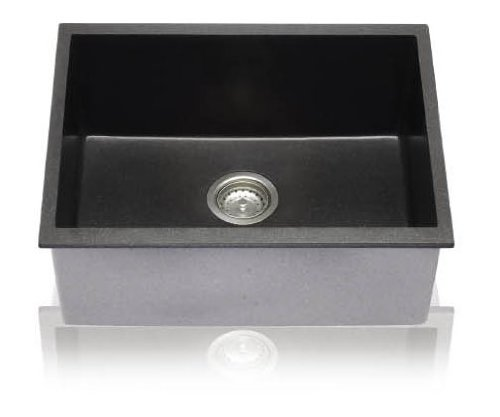 Lenova NG-04 Granite Composite Single Bowl Undermount Sink