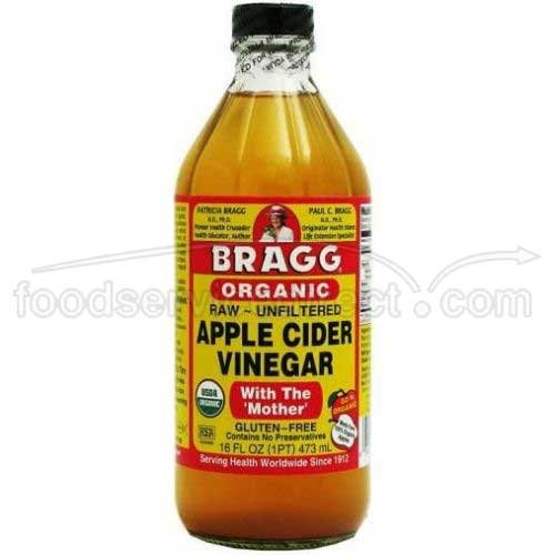 Bragg Organic Vinegar Apple Cider ()