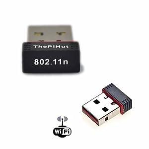 The Pi Hut USB-WLAN-Adapter für Raspberry Pi