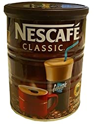 Nescafe Classic Instant Greek Coffee 200 gram can