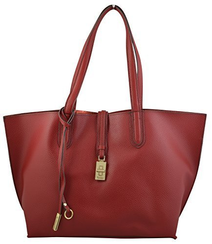 tutilo-exclusive-elegant-work-tote-business-womens-tote-bag-with-wristlet-red