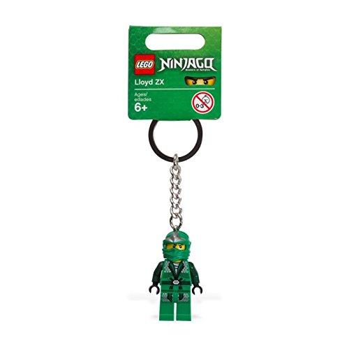 LEGO Ninjago Lloyd ZX Keychain - 1
