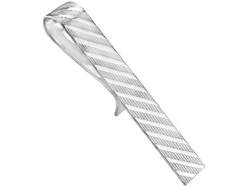 Men's Tie Bar in Sterling Silver .925