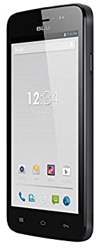 BLU Studio 5.0 CE D536 Unlocked GSM Dual-SIM Android Cell Phone - Black