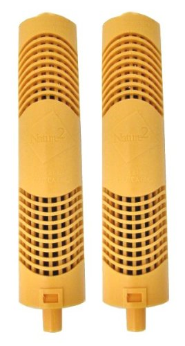 2) New NATURE 2 Zodiac W20750 Spa/Hot Tub Mineral Sanitizer Cartridge Sticks (Nature 2 Stick compare prices)