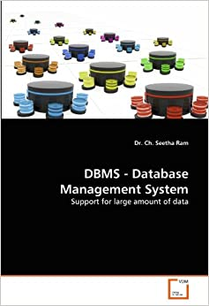 DBMS - Database Management System: Support for large amount of data: Dr. Ch. Seetha Ram