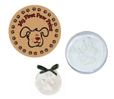 New Puppy Keepsake-Paw Print Kit