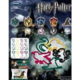 Harry Potter Houses Logo Bandz