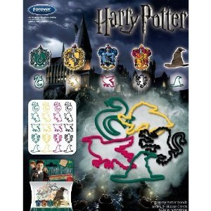 Harry Potter Houses Logo Bandz - 1