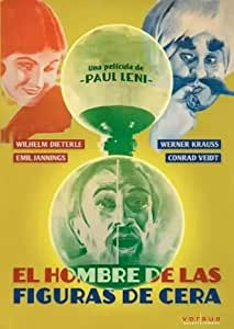 Amazon.com: El Hombre De Las Figuras De Cera (Das Wachsfigurenkabinett