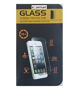 eComkart Glass Screen Guard Tempered For Nokia Lumia 520