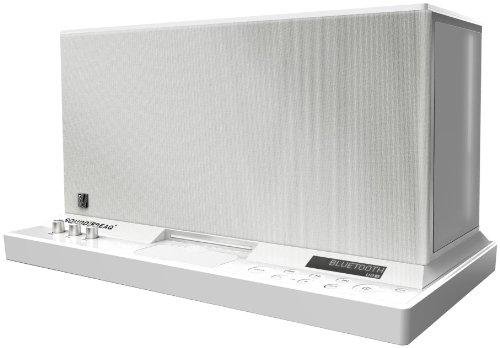 Soundfreaq Sfq-01W Sound Platform Bluetooth Wireless Speaker (White)