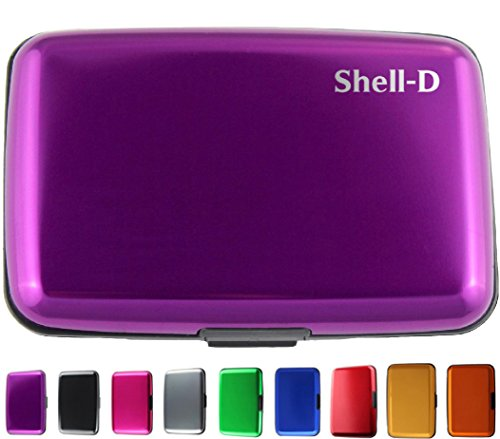 Shell D RFID Blocking Credit Card Protector Business