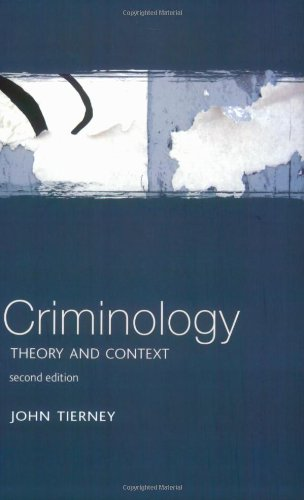Personal Criminological Theory Review